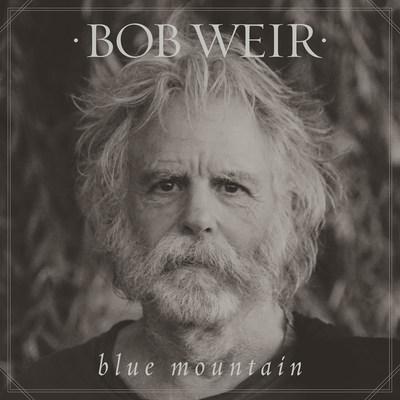 """Bob Weir """"Blue Mountain"""" Cover"""