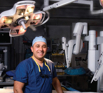 Cancer Specialist Dr. Dmitri Alden Honored by French National Academy of Surgery. (PRNewsFoto/Dr. Dmitri Alden) (PRNewsFoto/DR. DMITRI ALDEN)