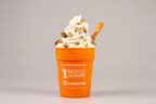 Orange Leaf Frozen Yogurt and Share Our Strength are partnering to increase awareness of childhood hunger in the U.S. (PRNewsFoto/Orange Leaf Frozen Yogurt)