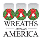 Visit www.wreathsacrossamerica.org and click DONATE to sponsor a wreath for Arlington National Cemetery.