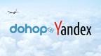 Dohop Yandex Logo (PRNewsFoto/Dohop)