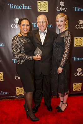 Olay Honored at The 2014 Skin Cancer Foundation Gala For Skin Cancer Prevention Campaign