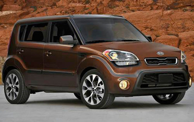The 2012 Kia Soul earned another award and is available at Bill Jacobs near Bolingbrook, Orland Park, Frankfort and Plainfield, IL.  (PRNewsFoto/Bill Jacobs Kia)