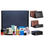 Beauty.com(R) Debuts Wes Gordon's Triptych Travel Case as Gift with Purchase (PRNewsFoto/Beauty.com)