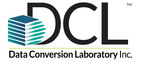 DCL Logo.  (PRNewsFoto/Data Conversion Laboratory, Inc.)