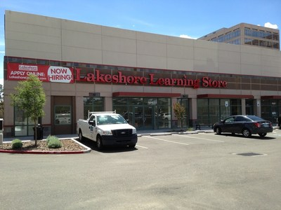Lakeshore Learning Store at Albuquerque's Shops at Park Square. (PRNewsFoto/Lakeshore Learning Materials)