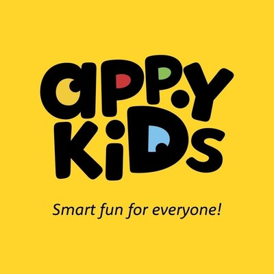 AppyKids Celebrate 2,000,000 App Downloads and Prepare for the Next Generation of Play