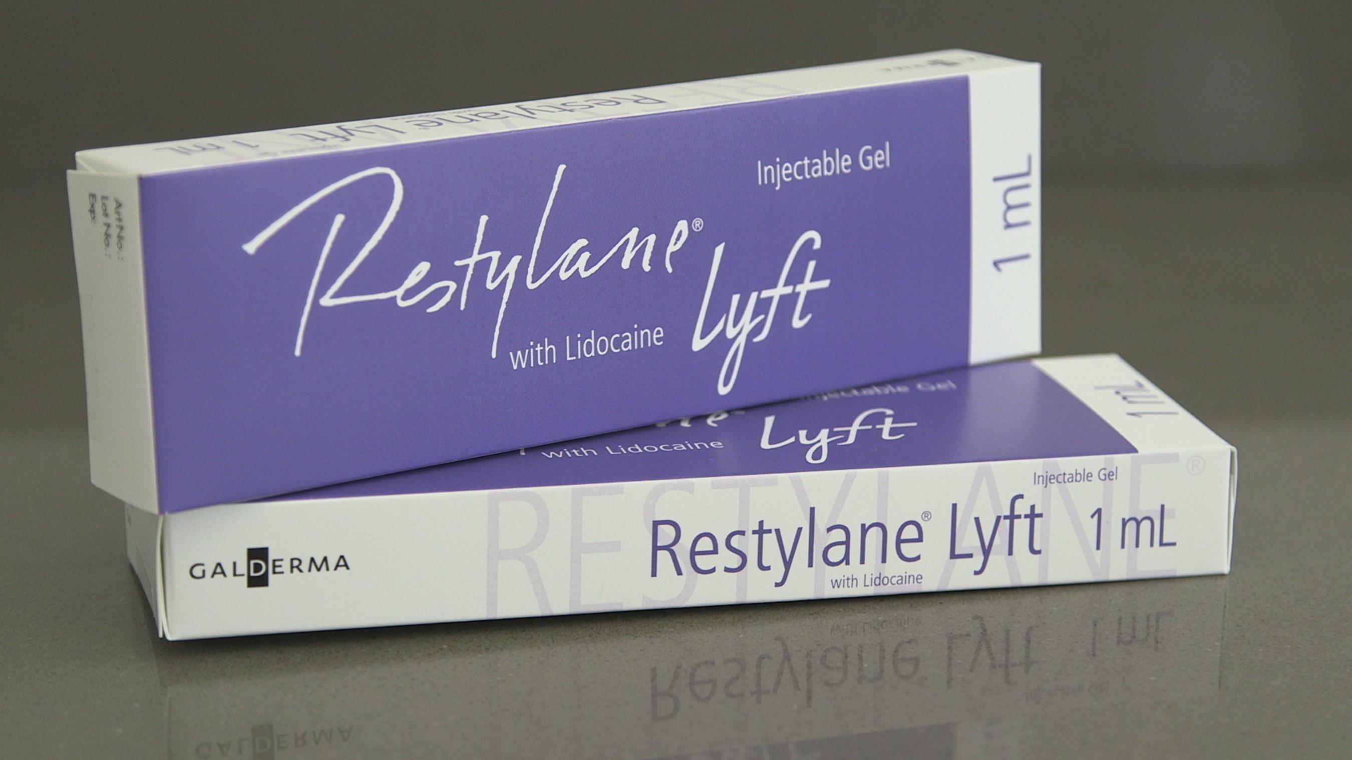 Restylane(R) Lyft with Lidocaine