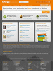 Chegg Redesigns Site Adding Fully Integrated Experience and e-textbooks From Major Publishers