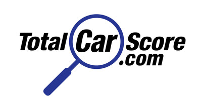 TotalCarScore logo.  (PRNewsFoto/TotalCarScore.com)