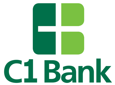 C1 Bank logo (PRNewsFoto/C1 Bank)