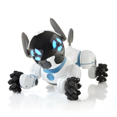 WowWee's CHiP AI Robotic Dog is a Top Tech Toy this Holiday season!