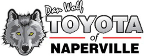 Toyota reached a fifth consecutive month of being the industry's No. 1 retail brand thanks to valued, long-time and loyal customers and Toyota of Naperville wants to sincerely thank them.  (PRNewsFoto/Toyota of Naperville)