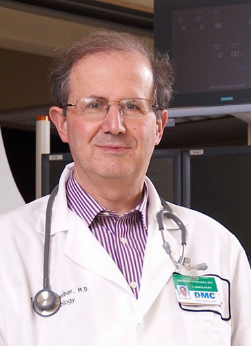 DMC Heart Specialist Theodore Schreiber, MD,  is the first in the midwest to use robotic assisted ...