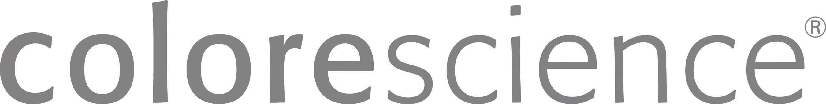 Colorescience logo.