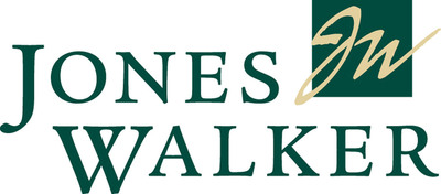 Jones Walker Logo.  (PRNewsFoto/Jones Walker)