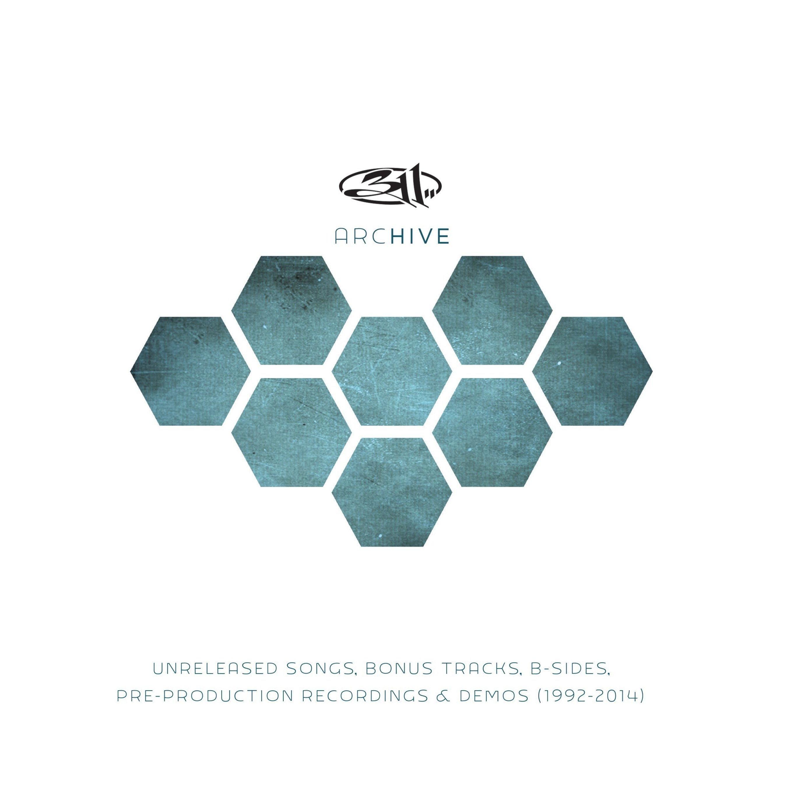 """Legendary alternative rock band 311 will celebrate its milestone 25th year with a career-spanning Volcano Entertainment/Legacy Recordings 4-CD box set  """"311 - ARCHIVE"""", available everywhere on June 30th"""
