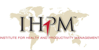 Advancing Health and Performance Globally.  (PRNewsFoto/Institute for Health and Productivity Management)