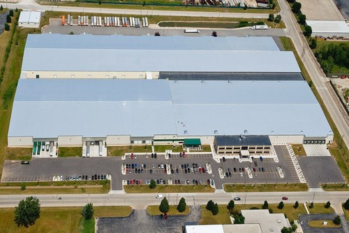 The converting plant acquired in Green Bay (PRNewsFoto/Sofidel Press Office) (PRNewsFoto/Sofidel Press Office)