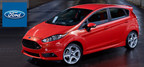 The 2015 Ford Fiesta arrives in Tampa with its incredible fuel efficiency and surprising cargo capacity. (PRNewsFoto/Brandom Ford)