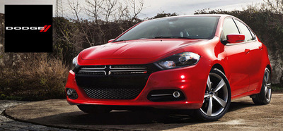 Let the experts at Stettler Dodge & RV help you into a new 2014 Dodge Dart today! (PRNewsFoto/Stettler Dodge & RV)