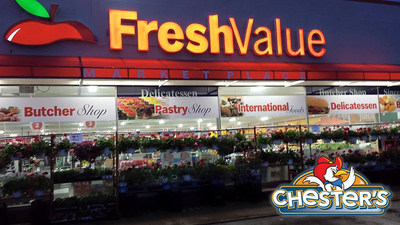 The Fresh Value Market in Dearborn Heights will now be serving Chester's chicken in the deli from 10:30 a.m. to 7 p.m. daily.