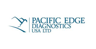 Pacific Edge Diagnostics USA Logo.  (PRNewsFoto/Pacific Edge Diagnostics USA)