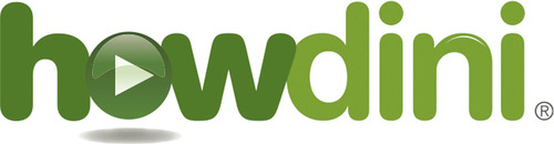View thousands of how-to videos on Howdini.com. (PRNewsFoto/Howdini) (PRNewsFoto/HOWDINI)