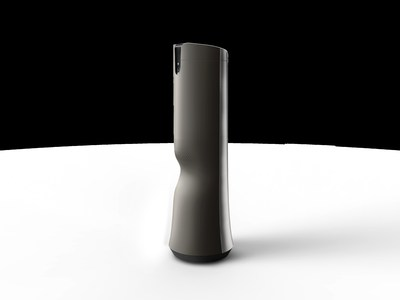 The biem butter sprayer transforms a stick of real butter to a spray in seconds