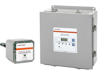 New Mersen Surge-Trap Series is based on patented thermal protection technology