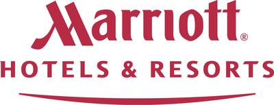 Marriott Hotels & Resorts logo. (PRNewsFoto/Marriott International, Inc.)