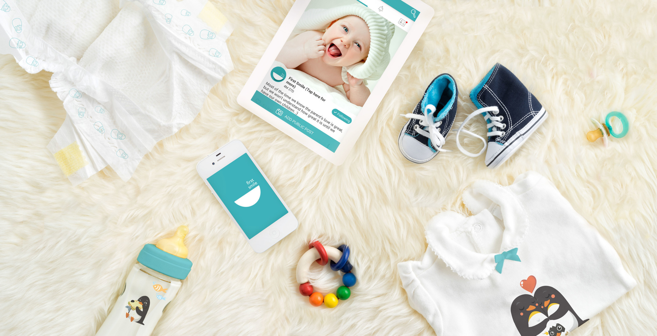 Preserving Memories with First Smile App