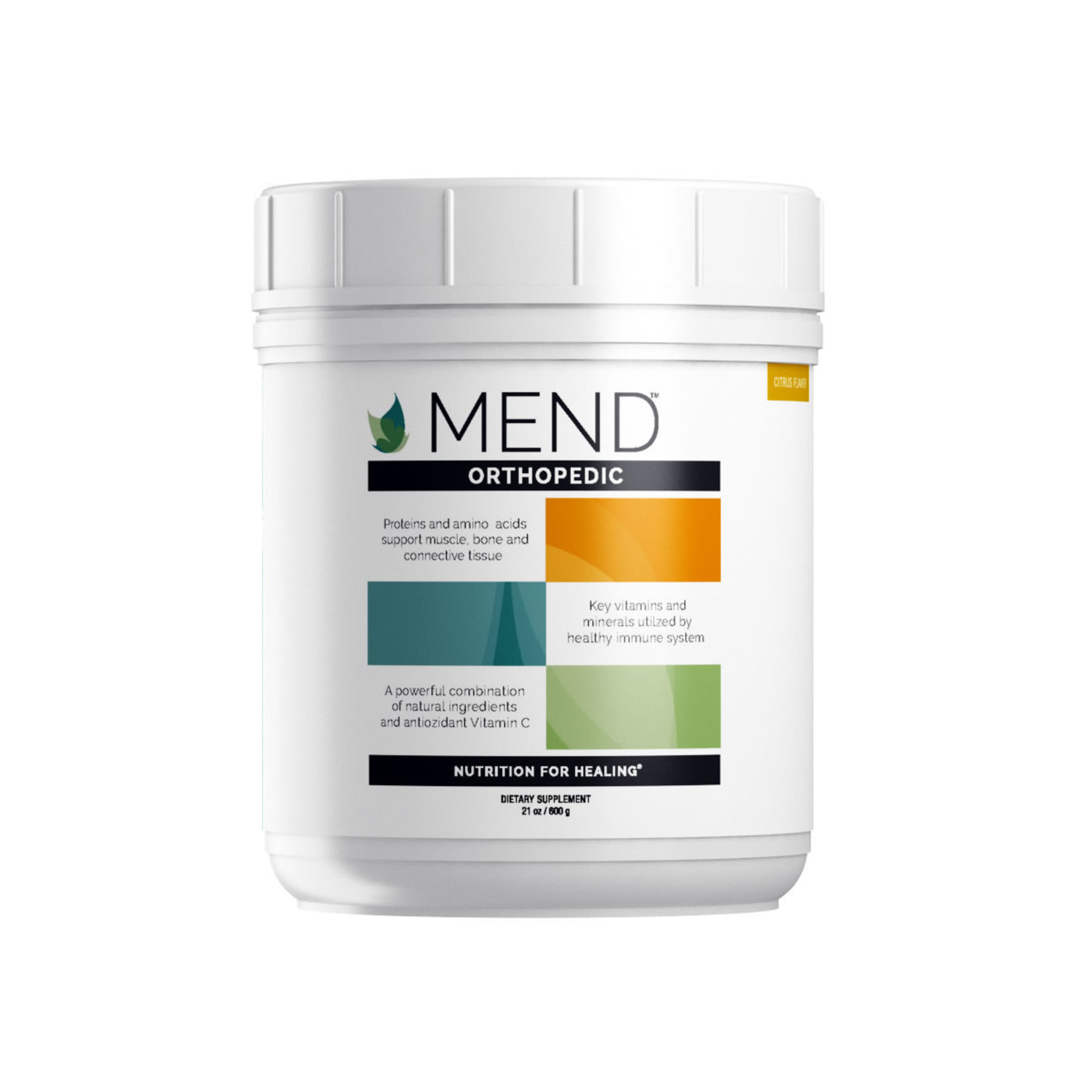MEND™ Poised to Become the Leading Nutritional Healing