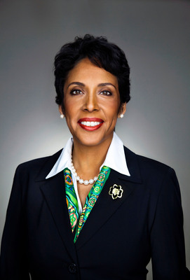 Girl Scouts CEO Anna Maria Chavez.  (PRNewsFoto/Girl Scouts of the USA)