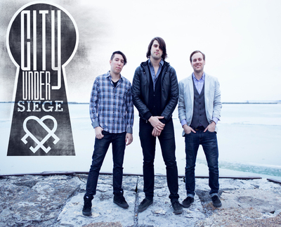 Momentum Builds With New EP Release By Buffalo's CITY UNDER SIEGE. (PRNewsFoto/Pilato Entertainment)