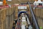 Riyadh Metro Tunneling