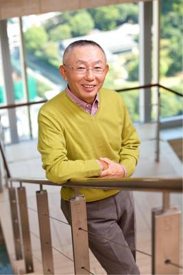 Tadashi Yanai, Chairman, President & CEO, Fast Retailing Co., Ltd.  (PRNewsFoto/Fast Retailing Co., Ltd.)
