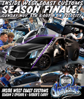 Inside West Coast Customs' season finale stars Justin Bieber on VELOCITY 11/6 8PM ET/CT.(PRNewsFoto/West Coast Customs, GM)