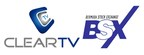 ClearTV on The BSX (PRNewsFoto/ClearTV)