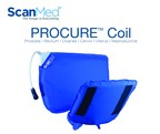 ScanMed of Resonance Innovations LLC introduces the world's first wearable prostate coil: The PROCURE. (PRNewsFoto/ScanMed of Resonance Innovation)