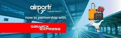 AirPortr now in partnership with Gatwick Express