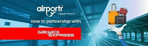 Fly Bag Free Into Central London With Gatwick Express in Partnership With AirPortr