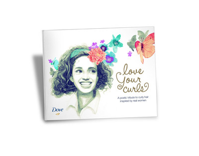 Dove Hair: Love Your Curls Book