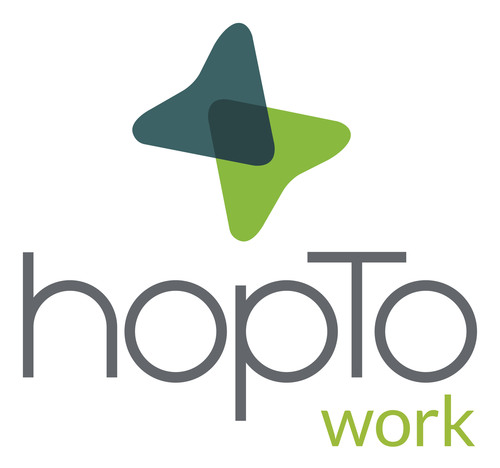 hopTo Boosts Mobile Productivity on the iPad.  (PRNewsFoto/hopTo)