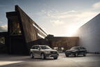 The all-new XC90 on display at the world premiere launch event Artipelag in Stockholm, August 26-29.  (PRNewsFoto/Volvo Car Corporation)