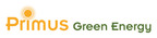 Primus Green Energy logo.  (PRNewsFoto/Primus Green Energy Ltd.)