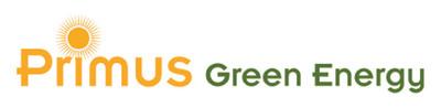 Primus Green Energy logo.  (PRNewsFoto/Primus Green Energy Ltd.)