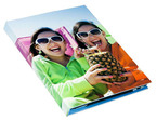 Customers can upload their favorite photos to create one-of-a-kind, custom iPad covers. Coming soon for the Kindle.  (PRNewsFoto/Solid Line Products, LLC)