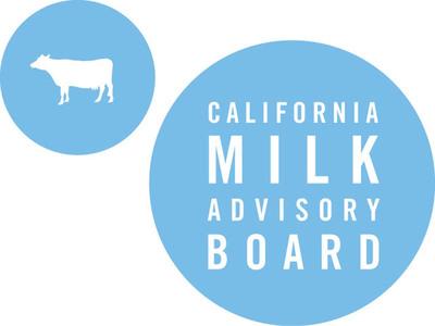California Milk Advisory Board logo.  (PRNewsFoto/California Milk Advisory Board)