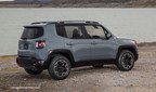 The 2015 Jeep Renegade is the most off-road capable subcompact crossover SUV on the market. (PRNewsFoto/Marino Chrysler Jeep Dodge)